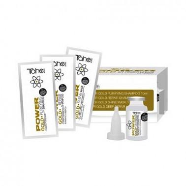 Kit de Alisado Capilar Tahe Power Gold 100 ml -Sorci _4