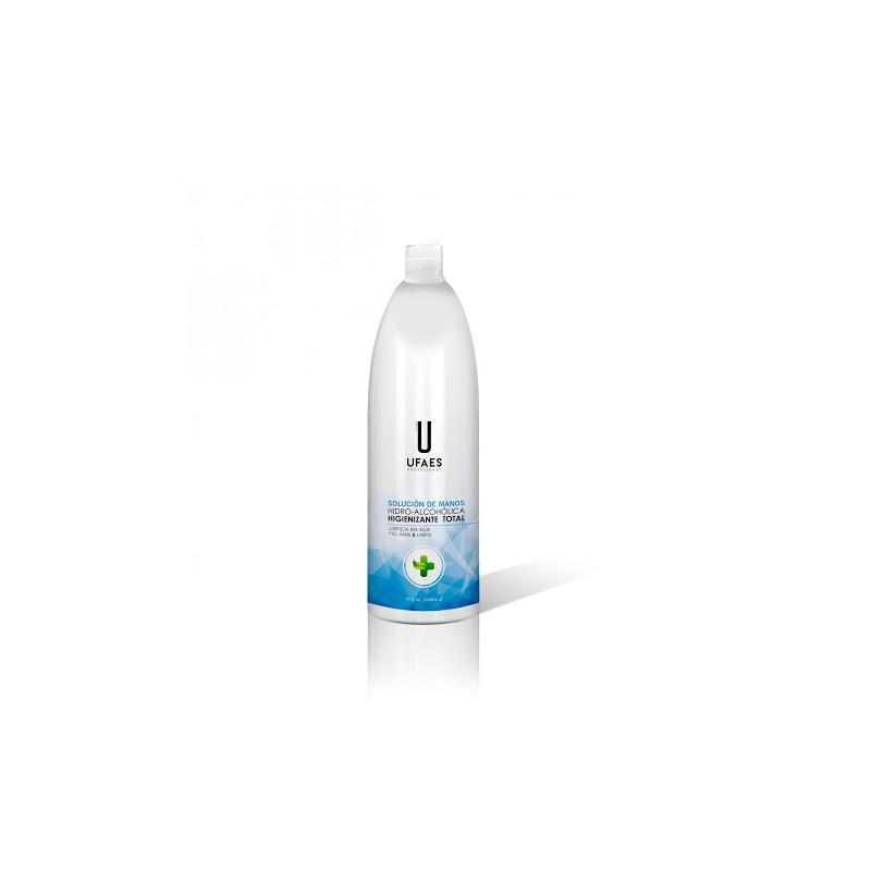 Solución Hidroalcohólica higienizante de manos  Ufaes 1000 ml, Sorci