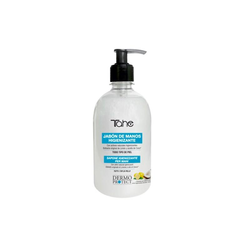 Jabón de Manos Higienizante Dermoprotect Tahe 500ml Sorci