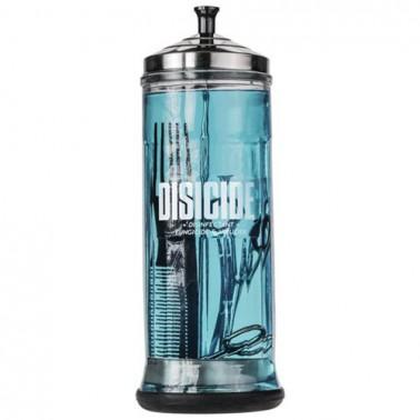 Jarra Desinfectante de Cristal Disicide 1100 ml- Sorci