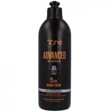 Oxigenada Estabilizada Advanced Barber 15 vol 400 ml- Sorci