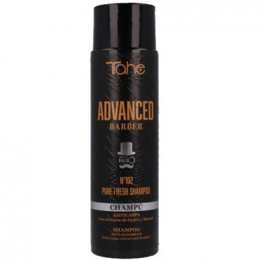 Champú Anticaspa Advanced Barber Nº 102 Tahe 300 ml-Sorci
