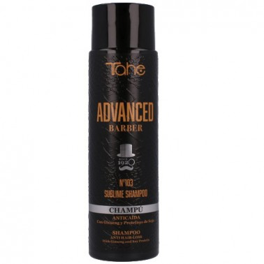 Champú Anticaída Advanced Barber Nº 103 Tahe 300 ml-Sorci