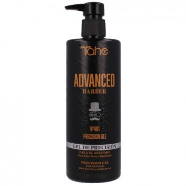 Gel Afeitado Advanced Barber Nº 401 Tahe 400 ml-Sorci