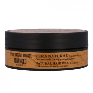 Cera Fijadora Natural Advanced Barber Nº 302 Tahe 100 ml-Sorci