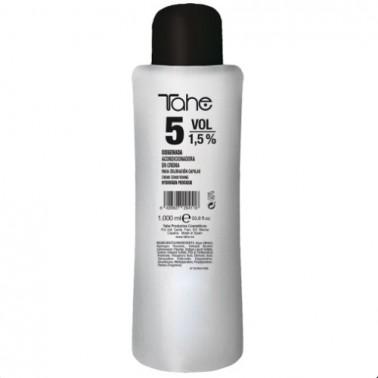 Oxigenada Acondicionadora en Crema Tahe 5 vol. 1000 ml -Sorci