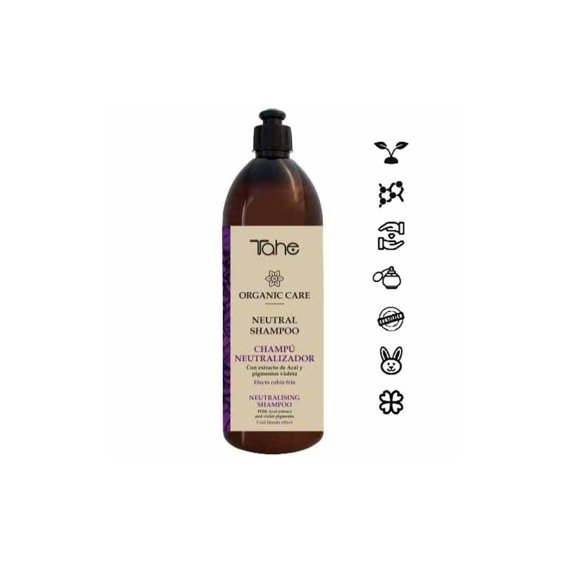 Champú Neutralizador Organic Care Tahe 1000 ml - Sorci