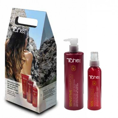 Pack Solar Capilar Thermo Protection Tahe (Champú+Aceite)- Sorci