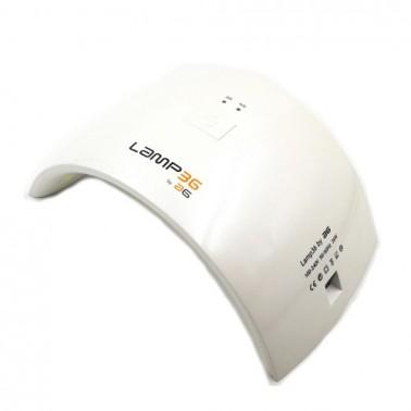Lampara Uñas UV Led Asuer 36W- Sorci