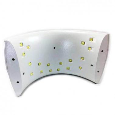 Lampara Uñas UV Led Asuer 36W- foto- Sorci