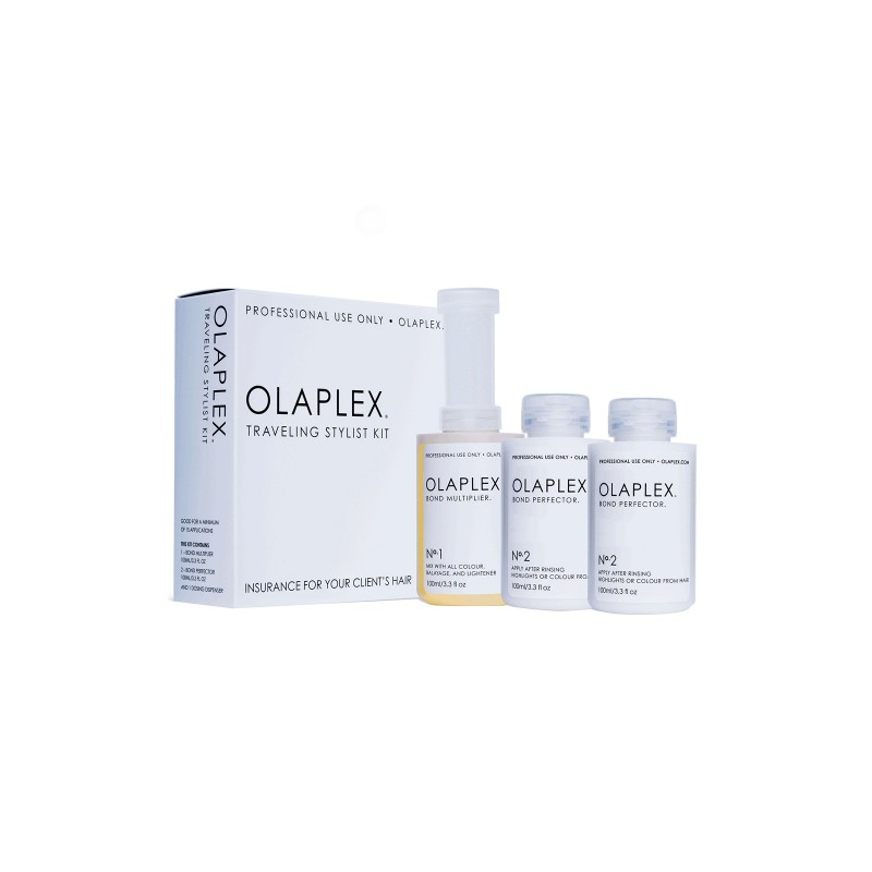 Pack Olaplex Traveling Stylist Kit 100ML-Sorci