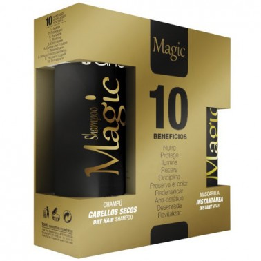 Pack Mantenimiento Magic Bx Tahe (Mascarilla Instantánea + Champú)-sorci