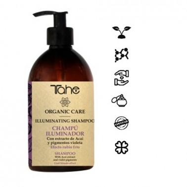 Champú Iluminador Organic Care Tahe 300 ml-sorci