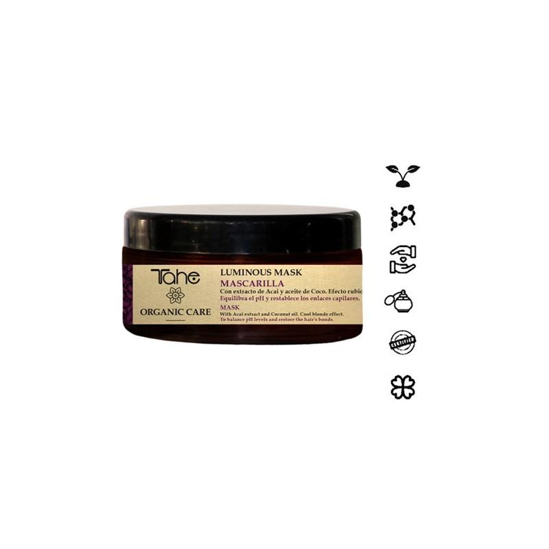 Mascarilla Iluminadora Organic Care Tahe 300 ml-Sorci