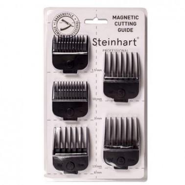 Peines Máquina Steinhart Magnéticos (Set 5 Tamaños)-Sorci