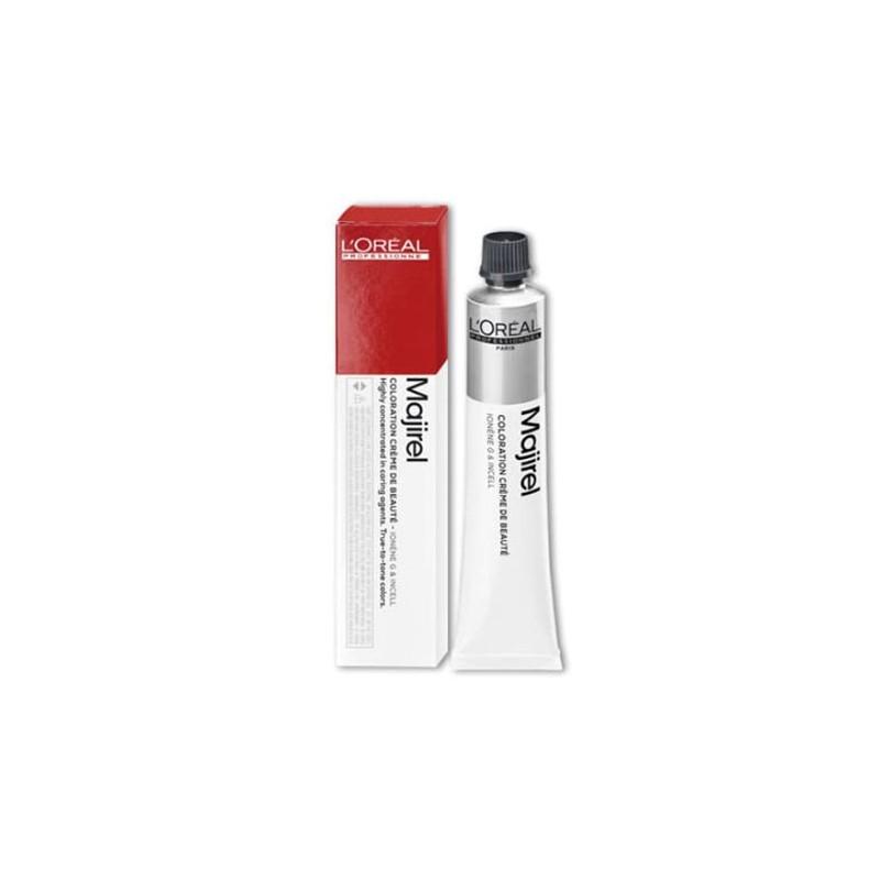 Tinte L´Oreal Majirel 6,66 Rubio Oscuro Rojo Profundo 50 ml-Sorci