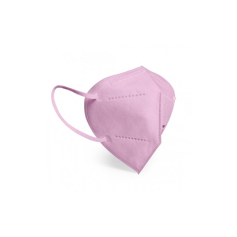 Mascarilla FFP2 Bolsa Individual Rosa 1ud_sorci