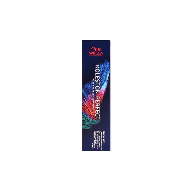 Tinte Wella Koleston Perfect ME+ 0/88 Azul 60 ml-Sorci