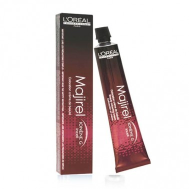 Tinte L´Oreal Majirel 5,042 Castaño Claro Natural Cobrizo Irisado 50 ml-Sorci