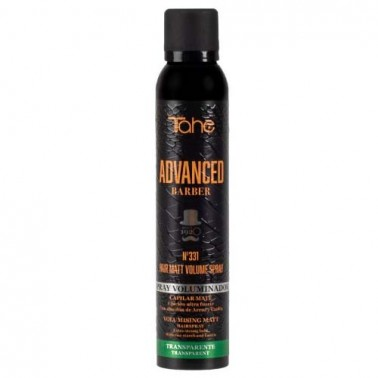 Spray Voluminador Advanced Barber Nº  331 Transparente 200 ml-Sorci