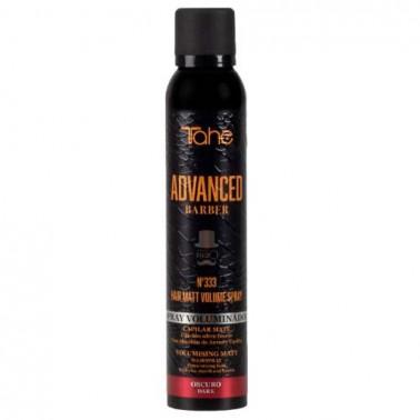 Spray Voluminador Advanced Barber Nº  333 Oscuro 200 ml-Sorci