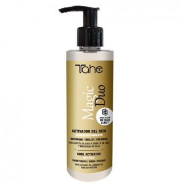 Activador de Rizos Antiencrespamiento Duo Magic Tahe 200 ml- Metodo Curly-Sorci