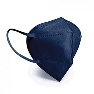 Mascarilla FFP2 Bolsa Individual Azul Marino 1ud-Sorci