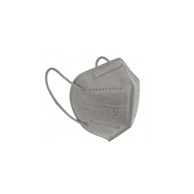 Mascarilla FFP2 Bolsa Individual Gris -Sorci