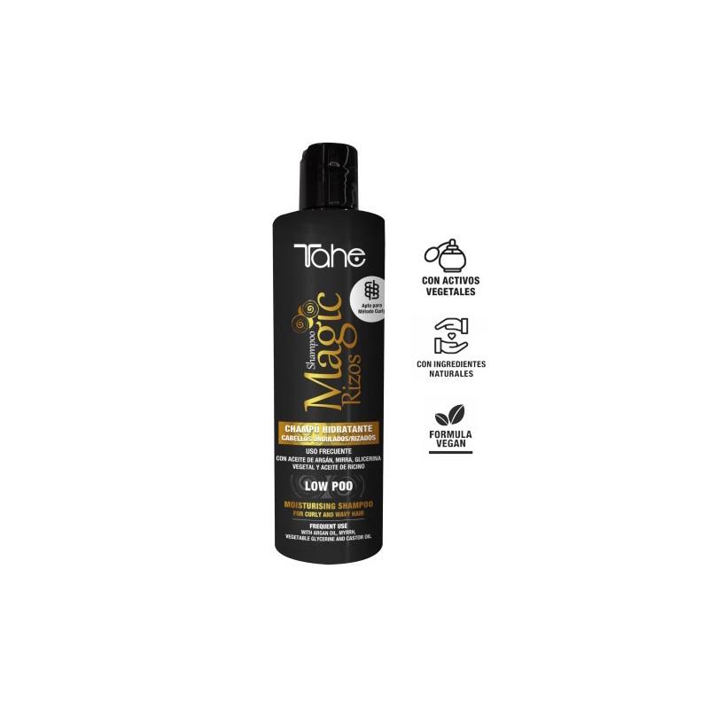 Champú Hidratante Magic Rizos Curly Low Poo Tahe -Sorci