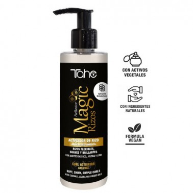 Activador De Rizos Magic Rizos Curly Tahe -Sorci
