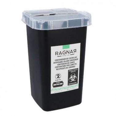 Contenedor Para Desechar Cuchillas De Afeitado Ragnar-Sorci