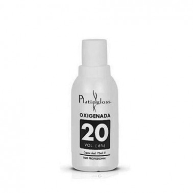 Oxigenada en Crema Platingloss 20 vol 75 ml-sorci