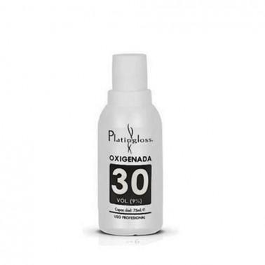 Oxigenada en Crema Platingloss 30 vol 75 ml-sorci