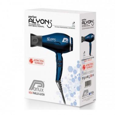 Packaging Secador Compacto Parlux Alyon Azul Noche 2250W - Sorci