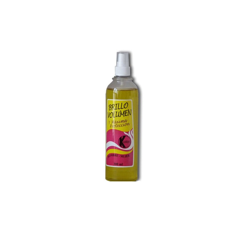 Spray Brillo Volumen Keler Normal 300 ml-Sorci
