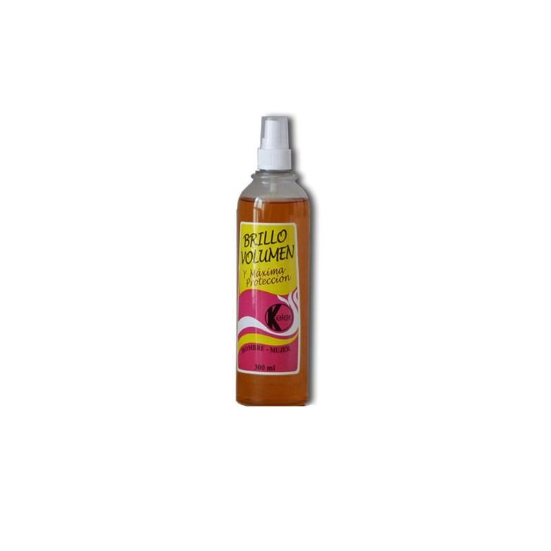 Spray Brillo Volumen Keler Fuerte 300 ml - Sorci