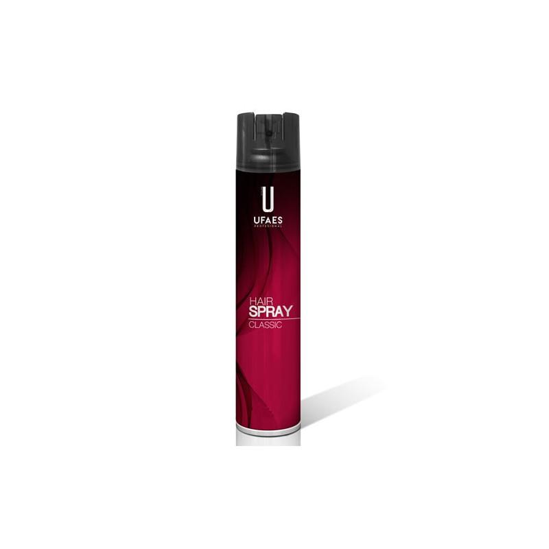 Laca Spray Ufaes Normal Grande 750 ml - Sorci