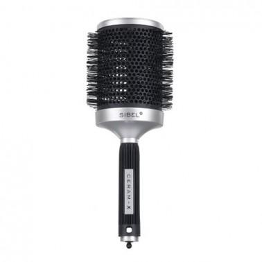Cepillo Térmico Ceram-X Sibel 80mm - Sorci