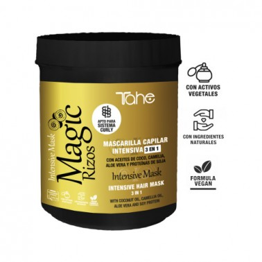 Mascarilla 3 En 1 Magic Rizos Curly Tahe 700 ml-sorci