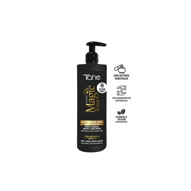 Activador De Rizos Magic Rizos Curly Tahe 500 ml-sorci