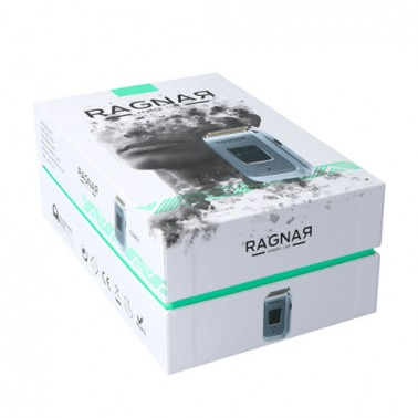 Afeitadora Comet Ragnar Plata-packaging Sorci