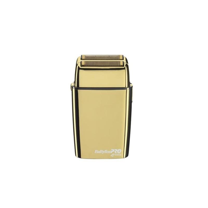 Afeitadora Double Foil Gold Shaver Babyliss Pro FOILFX02 FXFS2GE- Sorci