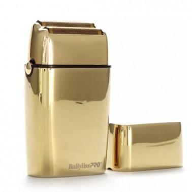 Afeitadora Double Foil Gold Shaver Babyliss Pro FOILFX02 FXFS2GE- 1-Sorci