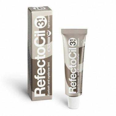 Tinte Pestañas Y Cejas Refectocil Nº 3.1 Marrón Claro 15 ml-Sorci