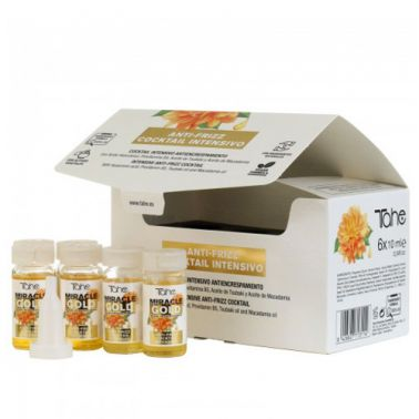 Cocktail Intensivo Antiencrespamiento Miracle Gold 6 x 10 ml-1-Sorci