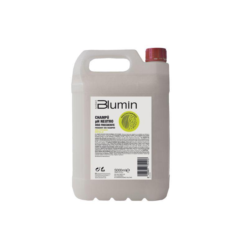 Champú Ph Neutro Uso Frecuente Blumin 5 L-Sorci