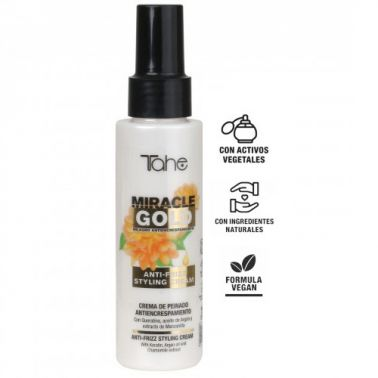 Crema De Peinado Antiencrespamiento Miracle Gold 100 ml-Sorci