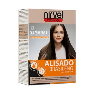 Pack Alisado Brasileño Nirvel-Sorci