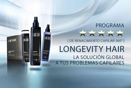 tratamiento capilar Longevity Hair