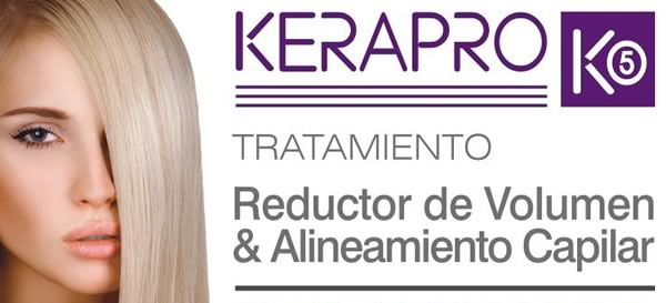 kerapro k5 reductor de volumen alineamiento capitar